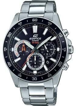 Японские наручные  мужские часы Casio EFV-570D-1AVUEF. Коллекция Edifice