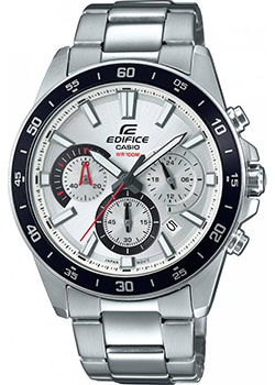 Японские наручные  мужские часы Casio EFV-570D-7AVUEF. Коллекция Edifice