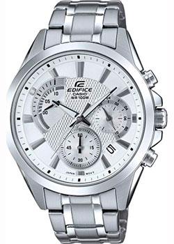 Японские наручные  мужские часы Casio EFV-580D-7AVUEF. Коллекция Edifice