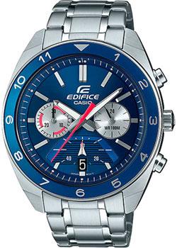 Японские наручные мужские часы Casio EFV-590D-2AVUEF. Коллекция Edifice фото