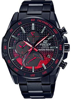 Японские наручные  мужские часы Casio EQB-1000HR-1AER. Коллекция Edifice