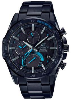 Японские наручные  мужские часы Casio EQB-1000XDC-1AER. Коллекция Edifice
