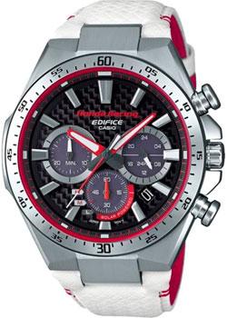 Японские наручные  мужские часы Casio EQS-800HR-1AER. Коллекция Edifice