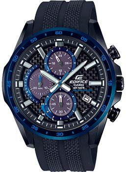 Японские наручные  мужские часы Casio EQS-900PB-1BVUEF. Коллекция Edifice