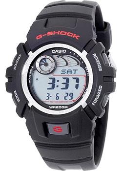 Японские наручные мужские часы Casio G-2900F-1V. Коллекция G-Shock