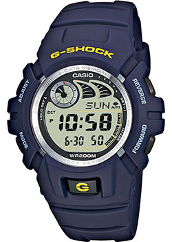 Casio Часы Casio G-2900F-2V. Коллекция G-Shock