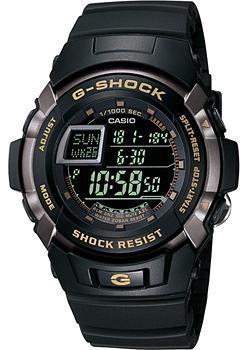 Casio Часы Casio G-7710-1E. Коллекция G-Shock