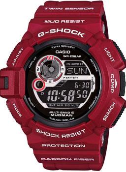 �������� �������� ������� ���� Casio G-9300RD-4E. ��������� G-Shock