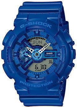 Японские наручные мужские часы Casio GA-110BC-2A. Коллекция G-Shock фото
