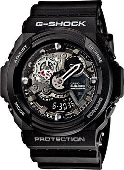Casio Часы Casio GA-300-1A. Коллекция G-Shock