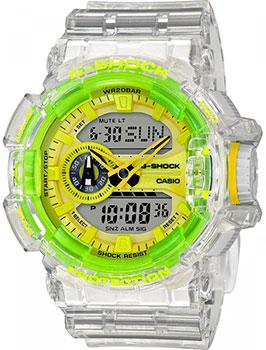 Японские наручные мужские часы Casio GA-400SK-1A9ER. Коллекция G-Shock фото