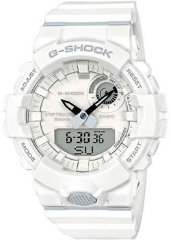 Японские наручные  мужские часы Casio GBA-800-7A. Коллекция G-Shock