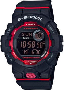 Японские наручные  мужские часы Casio GBD-800-1ER. Коллекция G-Shock