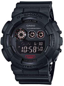 Японские наручные  мужские часы Casio GD-120MB-1E. Коллекция G-Shock.