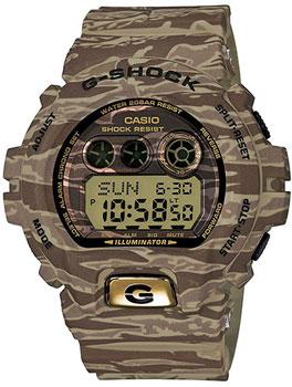 Купить Японские наручные мужские часы Casio GD-X6900TC-5E. Коллекция G-Shock
