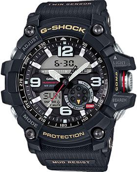 Японские наручные  мужские часы Casio GG-1000-1A. Коллекция G-Shock