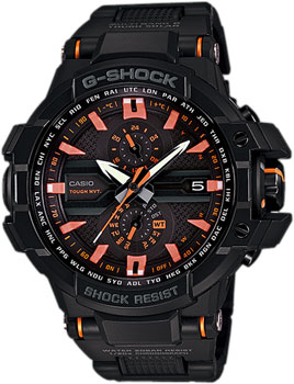 Casio Часы Casio GW-A1000FC-1A4. Коллекция G-Shock