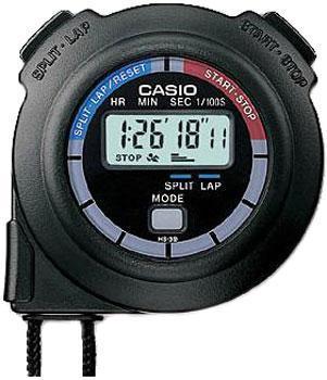 Японские наручные  мужские часы Casio HS-3V-1. Коллекция Digital