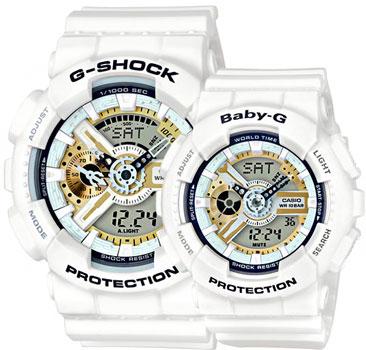 Японские наручные  женские часы Casio LOV-16A-7A. Коллекция Baby-G