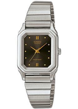 Японские наручные  женские часы Casio LQ-400D-1A. Коллекция Analog