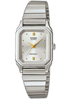 Японские наручные  женские часы Casio LQ-400D-7A. Коллекция Analog
