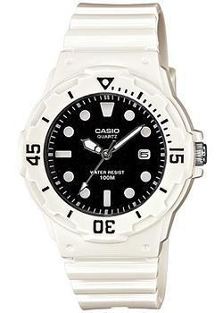 Японские наручные  женские часы Casio LRW-200H-1E. Коллекция Standart
