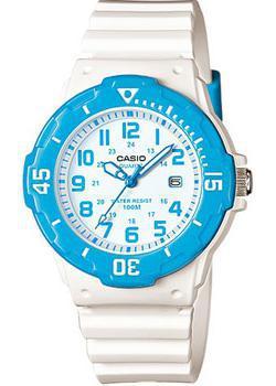 Японские наручные  женские часы Casio LRW-200H-2B. Коллекция Analog