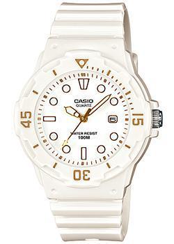 Японские наручные  женские часы Casio LRW-200H-7E2. Коллекция Analog