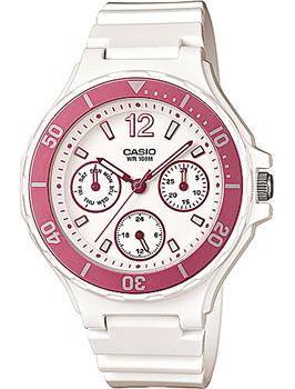 Японские наручные  женские часы Casio LRW-250H-4A. Коллекция Analog