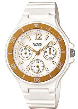 Японские наручные  женские часы Casio LRW-250H-9A1. Коллекция Analog