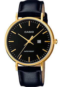Японские наручные  женские часы Casio LTH-1060GL-1A. Коллекция Analog