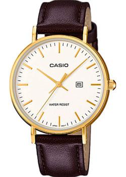 Японские наручные  женские часы Casio LTH-1060GL-7A. Коллекция Analog