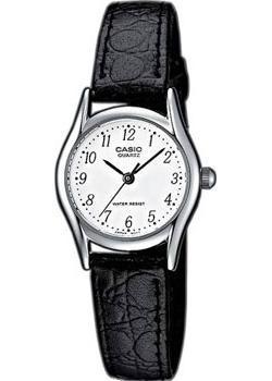 Японские наручные  женские часы Casio LTP-1154PE-7B. Коллекция Analog