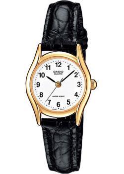 Японские наручные  женские часы Casio LTP-1154PQ-7B. Коллекция Standard Analog