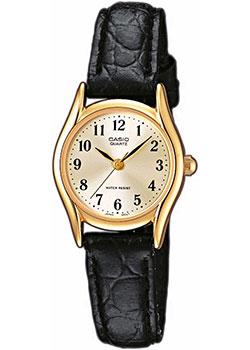 Японские наручные  женские часы Casio LTP-1154PQ-7B2. Коллекция Analog