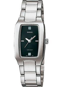 Японские наручные  женские часы Casio LTP-1165A-1C2. Коллекция Analog