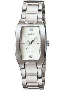 Японские наручные  женские часы Casio LTP-1165A-7C2. Коллекция Analog