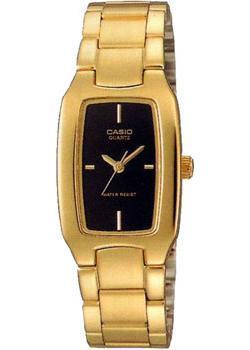 Японские наручные  женские часы Casio LTP-1165N-1C. Коллекция Analog