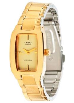 Японские наручные  женские часы Casio LTP-1165N-9C. Коллекция Analog