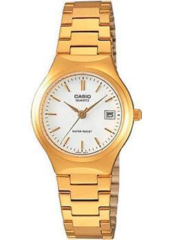 Японские наручные  женские часы Casio LTP-1170N-7A. Коллекция Analog