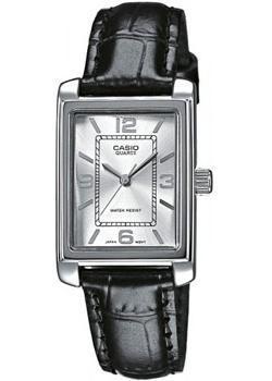 Японские наручные  женские часы Casio LTP-1234PL-7A. Коллекция Analog