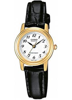 Японские наручные  женские часы Casio LTP-1236PGL-7B. Коллекция Standard Analog