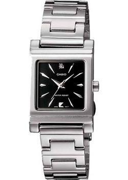 Японские наручные  женские часы Casio LTP-1237D-1A2. Коллекция Analog
