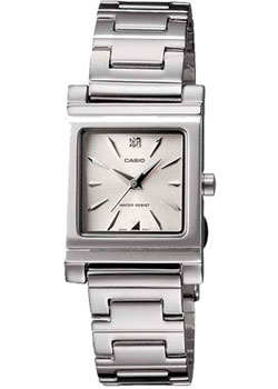 Японские наручные  женские часы Casio LTP-1237D-7A2. Коллекция Analog