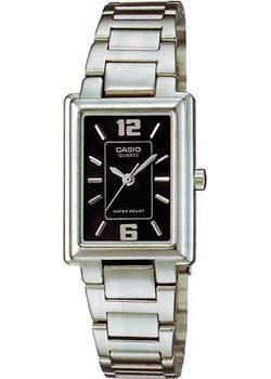 Японские наручные  женские часы Casio LTP-1238D-1A. Коллекция Analog