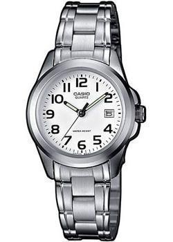 Японские наручные  женские часы Casio LTP-1259PD-7B. Коллекция Analog