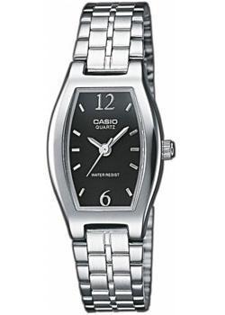 Японские наручные  женские часы Casio LTP-1281PD-1A. Коллекция Standard Analog