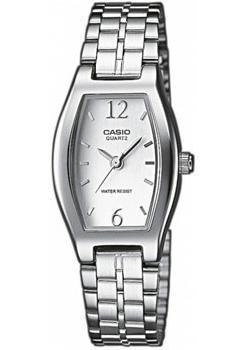 Японские наручные  женские часы Casio LTP-1281PD-7A. Коллекция Analog
