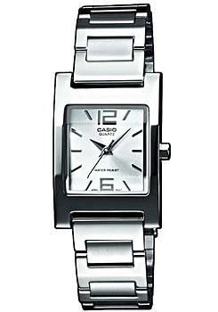 Японские наручные  женские часы Casio LTP-1283D-7A. Коллекция Analog