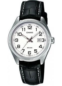 Японские наручные  женские часы Casio LTP-1302PL-7B. Коллекция Analog